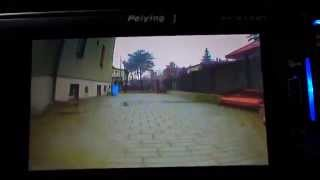 Radio  Peiying PY-9138T + Subwoofer LTC BX 110-41A