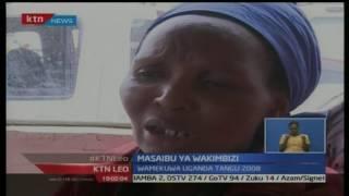 KTN Leo: Wakimbizi wa Ndani warudishwa Nakuru baada ya kukita kambi nje ya bunge, 2/11/16