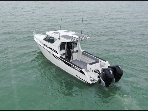 Extreme Boats 915 Gameking 30' video