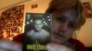 wrestlecrate january 2017 unboxing