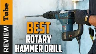 ✅Drill Hammer: Best Rotary Drill Hammer 2019 (Buying Guide)