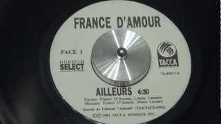 FRANCE D'AMOUR - Ailleurs - 1994 - TACCA RECORDS
