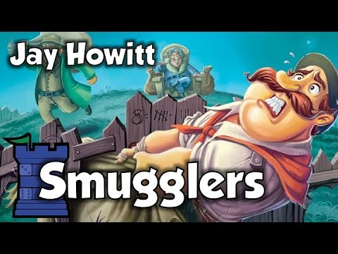 Breacher18 (Dice Tower) Reviews: Smugglers