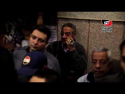 الآلاف المسيحيين يودون صلاة الجانزة علي ضحايا كنيسة حلوان