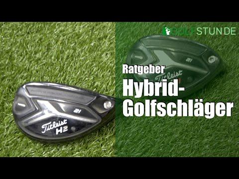 Hybride – Golfschläger-Ratgeber