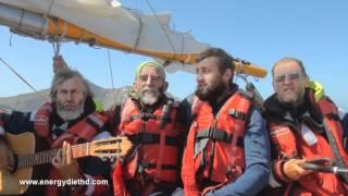 Через океаны с Energy Diet, фильм NL International