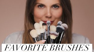 The Makeup Brushes I Use The Most | ALI ANDREEA