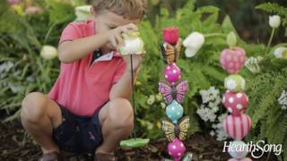 Garden Stackable Totems SKU# 731485 - HearthSong