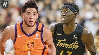 Phoenix Suns vs Toronto Raptors - Full Game Highlights | February 21, 2020 | 2019-20 NBA Season