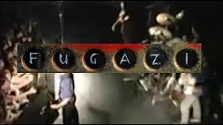 FUGAZI do you like me 1995 MONTREAL