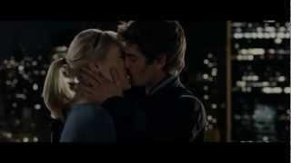 The Amazing SpiderMan  Rooftop Kiss Scene HD