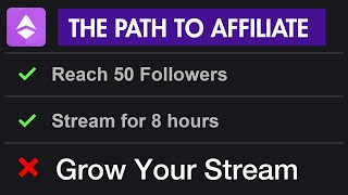 Why You Should NEVER Become a Twitch Affiliate