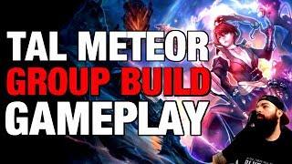 Diablo 3 Wizard Tal Meteor Group Build & Gameplay Season 15