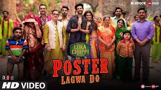 Poster Lagwa Do Full HD Video Song | Luka Chuppi | Kartik A, Kriti S | Mika Singh, Sunanda Sharma