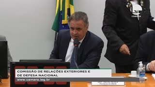 RELAÇÕES EXTERIORES E DE DEFESA NACIONAL - Discussão e Votação de Propostas - 16/06/2021 09:00