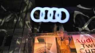 Schaumwolke für AUDI