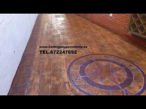 Hormigon Impreso Villasdardo  672247692 Salamanca