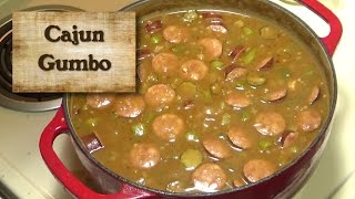Cajun Gumbo - How To Make Classic Cajun Gumbo