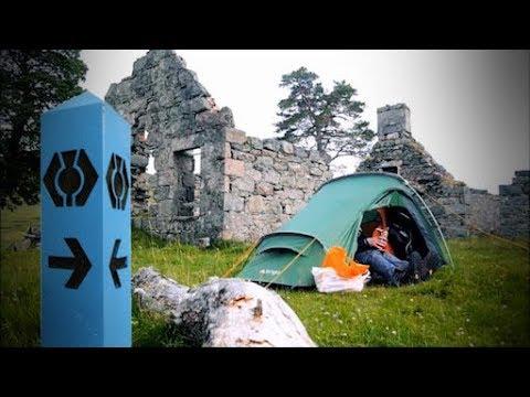 Scottish National Trail - Stage 21(B) (Blair Atholl to Bynack Lodge)
