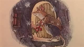 'Et vintereventyr' af Jill Barklem - Indtalt