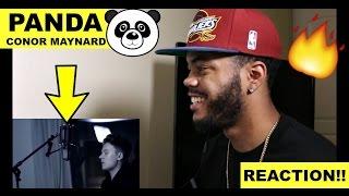 Panda   Desiigner (Cover By Conor Maynard) BEST REACTION!!!