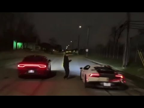 Detroit Police say they plan to keep cars of men seen in street racing video