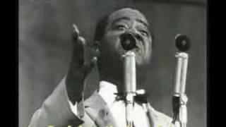 Louis Armstrong - Adios Muchachos (I Get Ideas)