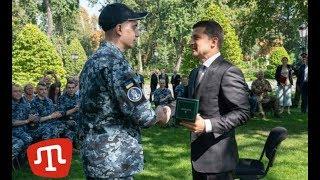 Українські моряки розповіли про свій полон і зустрілися з президентом