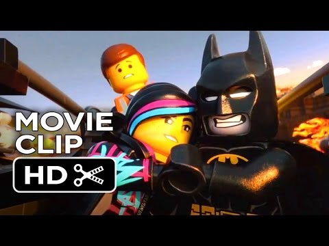 The Lego Movie CLIP - I'm Batman (2014) - Will Arnett, Chris Pratt Movie HD