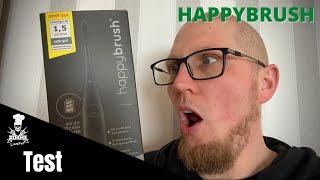 HAPPYBRUSH Elektrische Schall-Zahnbürste VIBE 3 im Test