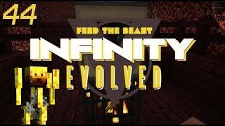 Minecraft: FTB Infinity Evolved - Ep 44 - Grinder Experiment