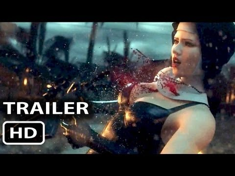 """Hitman Absolution Trailer """"Attack of the Saints"""""""