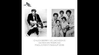 Chuck Berry VS Jackson 5 - Go Rockin' Robin Go - Paolo Monti mashup 2018