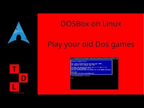 Dosbox how to