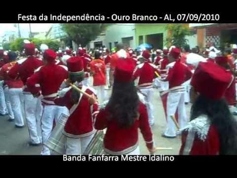 VÍDEOS | Ouro Branco - Alagoas -- cidade do algodão e de