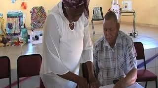 Vaalgras Traditional Authority hands over 200 goats to Vredefontein families - NBC   Kholo.pk