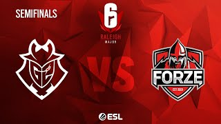 G2 Esports vs. forZe – Raleigh Major 2019 – Playoffs – Day Five