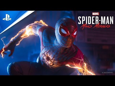 Be Yourself TV Commercial | Playstation de Marvel's Spider-Man: Miles Morales