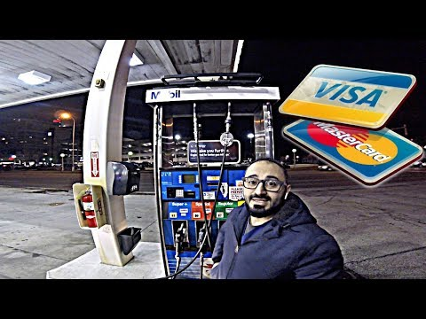 Download How To Pump Gas Using Your Credit Card | Dangdut Mania