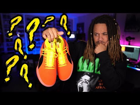 Puma's New $120 Basketball Sneaker ! The PUMA CLYDE COURT DISRUPT Review + On Foot