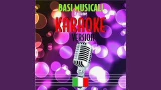Ti sento vivere (Karaoke Version In the Style of 883)