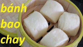 ПАРОВАЯ БУЛОЧКА  Булочки на пару китайская вьетнамская кухня dạy làm bánh Dampfnudeln làm Bánh Bao