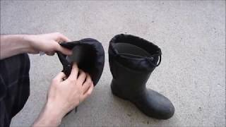 Kamik Hunter Boot Review: Excellent (For VietNormbo)