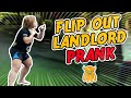 Crazy Landlord Absolutely Loses His SH*T!