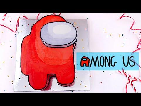 Рецепт торта Красный бархат в стиле Амонг Ас