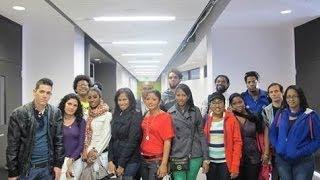 CUBAN STUDENTS COME TO MIAMI - BBC NEWS