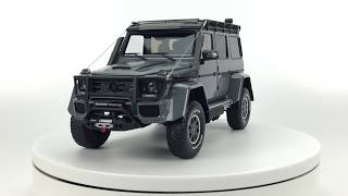 Almost Real Brabus 550 Adventure 4×4²