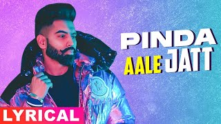 Pinda Aale Jatt (Lyrical) | Parmish Verma | Desi Crew | Latest Punjabi Songs 2021 | Speed Records