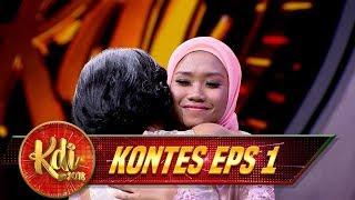 Syedih, Yang Terjemput Dimalam Pertama Adalah Putri  - Kontes KDI Eps 1 (6/8)