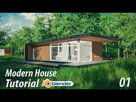 mp4 Architecture Design With Blender, download Architecture Design With Blender video klip Architecture Design With Blender